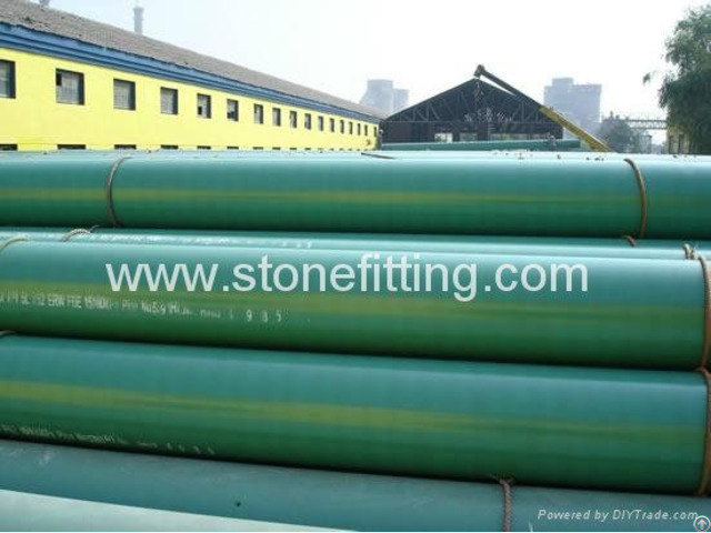 3pe Coated Api 5l X60 X70 Line Pipe