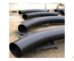 5d Bend Pipe Fittings