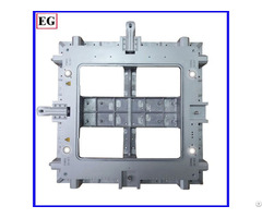 Professional Die Casting Led Lcd Lighting Lamp Bracket