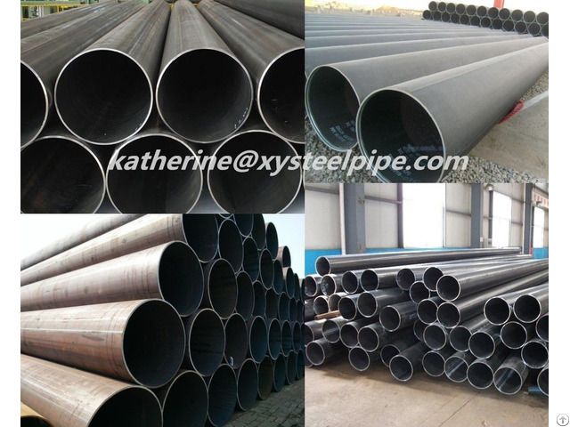 Api 5l Lsaw Steel Pipe