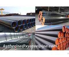 Electric Resistance Welded Steel Pipe