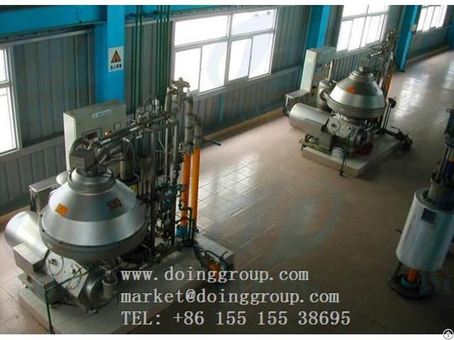 Small Scale Edible Oil Refinery Machine