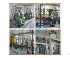 Peanut Oil Refining Equipment