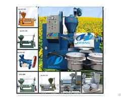 Sunflower Oil Making Equipment