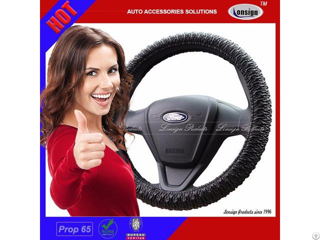 Shrink Car Steering Wheel Cover