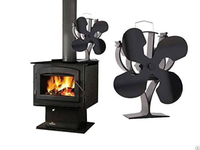 Voda Heat Powered Stove Fan Reviewed