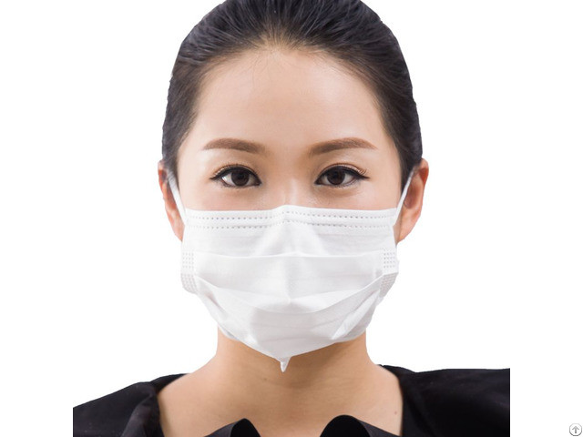 Factory Direct Disposable Non Woven Medical Surgical 3ply Face Mask