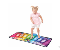 Rainbow Piano Play Mat
