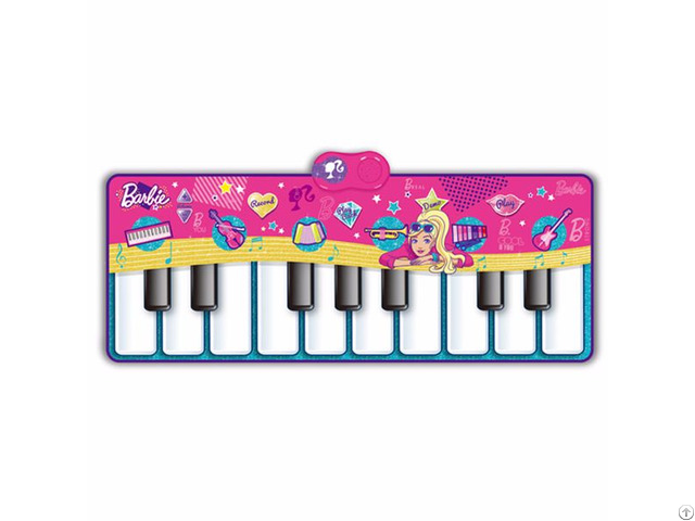 Barbie School Orchestra Play Mat