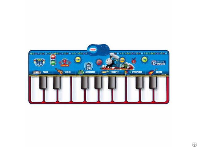 Thomas And Friends School Orchestra Play Mat