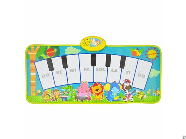 Grassland Piano Play Mat