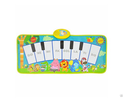 Grassland Piano Play Mat