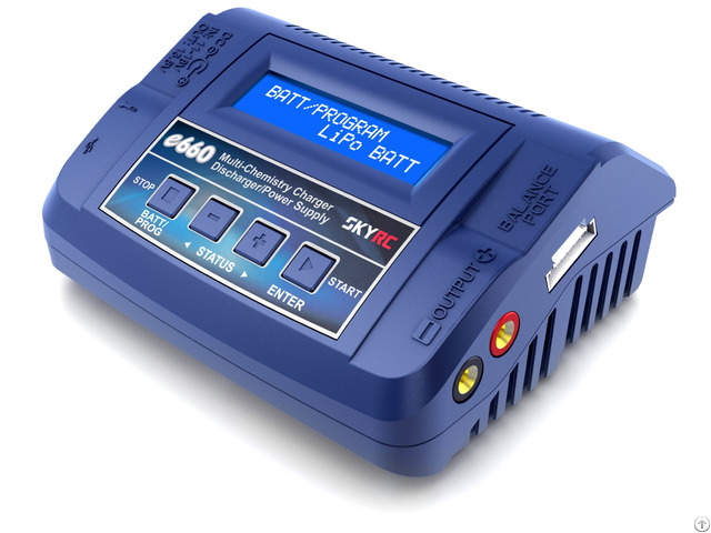 Skyrc E660 Professional Charger Sk100130