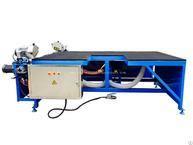 Low E Glass Edge Deletion Machine