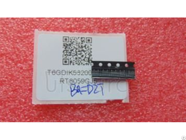 Utsource Electronic Components Rt8059gj5