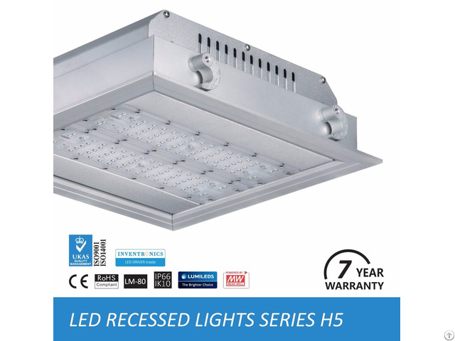 Led Canopy Lights For Gas Station, Warehouse, Workshop