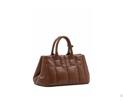 Modern 2017 High Quality Genuine Leather Woman Handbag