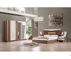 Modern Cheap 2017 High Quality Creative Design Bedroom Set