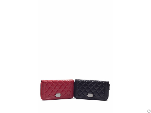 Modern Luxury Unique 2017 Cheap Woman Wallet