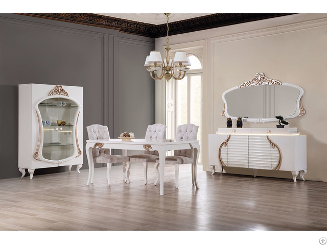 Modern High Quality Cheap 2017 Dining Room Set