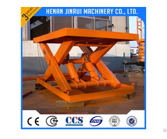 Stationary Lift Platform Table 1 Ton Price