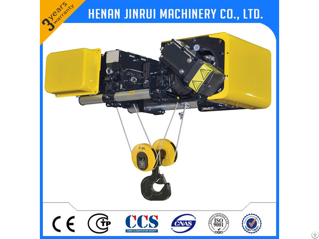 European Electric Hoist High Quality Good Price