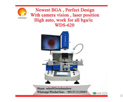 Hot Air Rework Station Best Wds 620 Automatic Bga Repair Suppliers For Motherboard Chipset Repairing