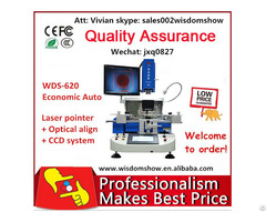 Ps4 Chips Reballing Machine Wds 620 With Optical Alignment System Made In China