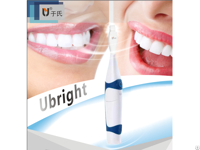 New Products Humanization Design Electric Toothbrush Teeth Whitening Kit