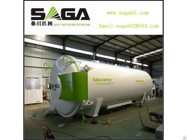 High Frequency Vacuum Wood Dryer Kiln