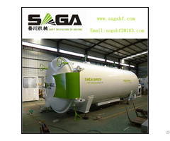 High Frequency Vacuum Wood Dryer Kiln