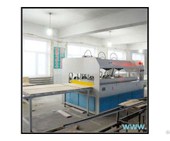 High Frequency Finger Board Edge Gluer 1220 2440mm