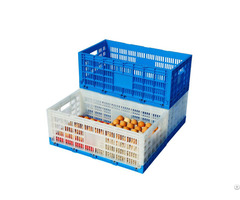 New Design Foldable Plastic Egg Crates