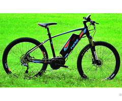 250w Mid Drive E Bicycle