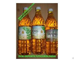 Pure Moringa Seed Oil Exporters
