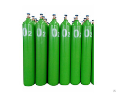Industrial Gases Oxygen O2