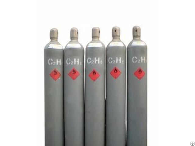 Specialty Gases Ethane C2h6