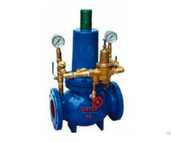 Y46t Type Combined Pressure Reducing Valve