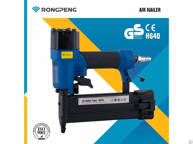 Rongpeng Rp9066 H640 Pin Nailer