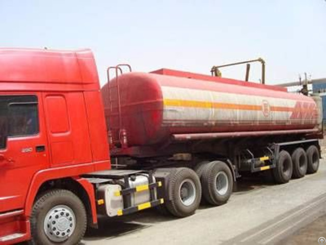 Frp Transportation Tank