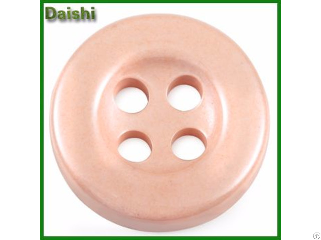 Faceted Ceramic Buttons For Shirt