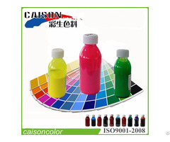 Discussion On Storage Stability Of Water Based Fluorescent Pigment Paste