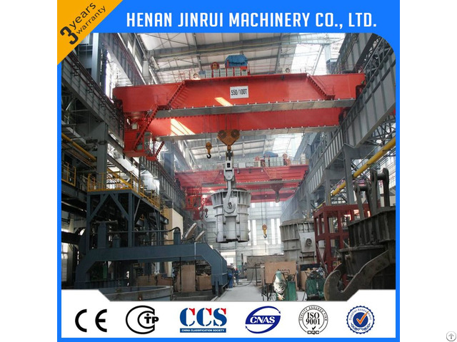 Grab Bucket Overhead Crane Hydraulic For Sale