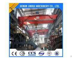 Grab Bucket Overhead Crane Hydraulic For Sale