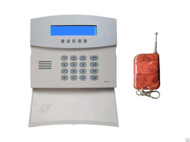Electric Fence Keypad Controller Management System