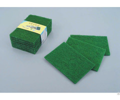 Scouring Pads Heavy Duty Abrasive Material