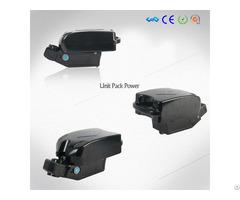 48v 11 6ah Lg 18650 Cell Lithium Electric Bike Battery Fit For Bafang Bbs02 Motor