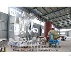 Tapioca Flour Production Plant