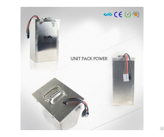 New Style 24v 100ah Lithium Battery Pack With Bms Customized