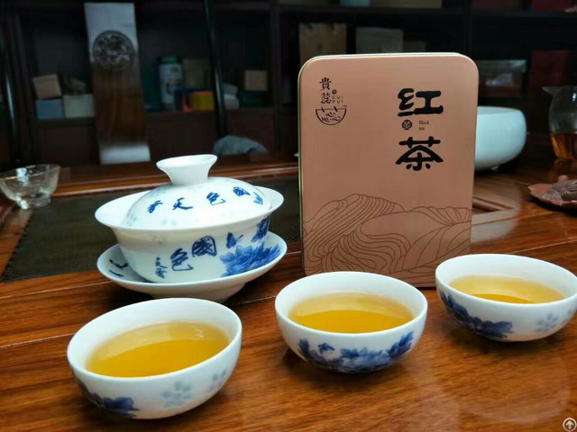 High Quality Black Tea No Pesticides Residue Pass Eurofins Test